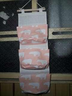 🚚 三層式收納袋