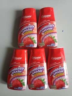 Colgate Liquid Gel Strawberry Smash