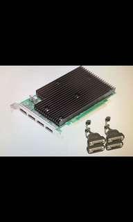 Nvdia nvs 450 graphics card