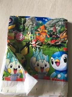 Pokémon party table cloth (100 x 180)cm