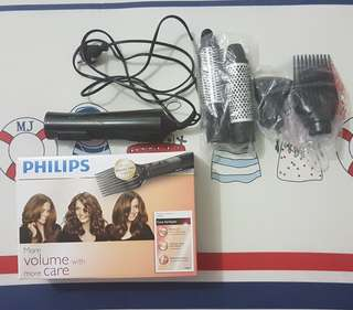 Hair Dryer Philips Air stylist Ion HP8655