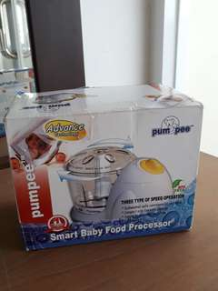 Pumpee food processor