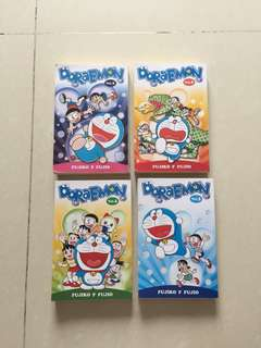 Doraemon English comics