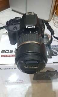 Canon  kiss x7