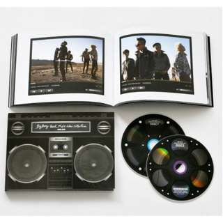 [低價出讓] [韓版] BIG BANG - BEST MUSIC VIDEO COLLECTION 2006-2012 (KOREA EDITION) [2DVD + BOOKLET]