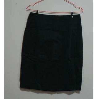 Dark Brown Skirt