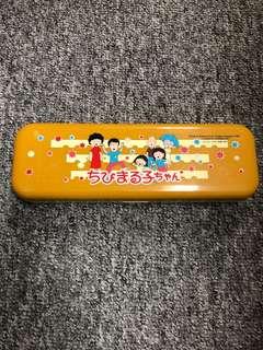 絕版小丸子筆盒(正版)