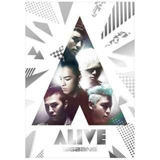 [低價出讓][日本版] BIGBANG / ALIVE [CD+2DVD] [限定 Type A]