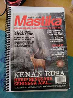 majalah no.1 Malaysia