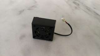 Computer CPU fan 12V with cover