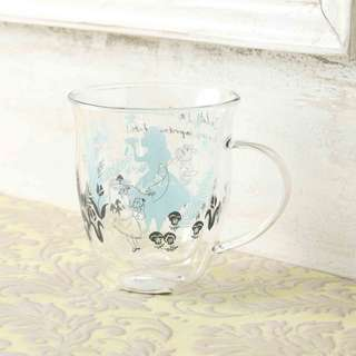 [PO] Afternoon Tea Disney Collection Alice in Wonderland Heat Resistant double wall mug