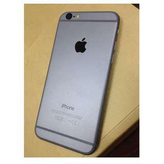 Iphone 6-64GB Grey