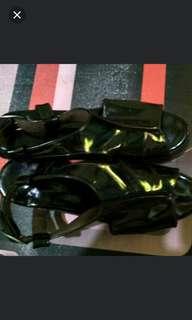 Wedges black #maudecay