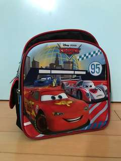 Tas anak disney cars