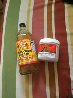 AZTEC DAN BRAGG APPLE  CIDER VINEGAR SHARE IN JAR 100ml