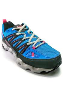 361 Degrees Outdoor Trail Shoes (Blue/Black/Pink)