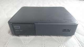 WD Live TV media player