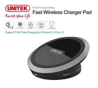 Unitek  Fast Wireless Charging Pad  Model: M003A