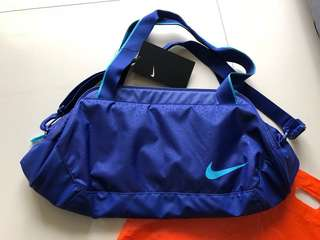 Nike Duffel Gym Bag Womens Duffle not Adidas Puma
