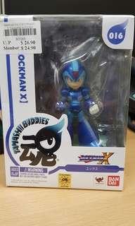 Rockman X (Megaman X) Bandai Tamashi Buddies