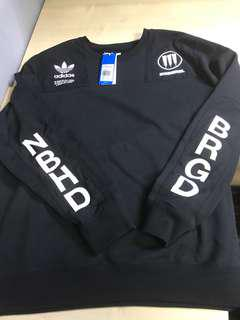 Adidas Original x Neighborhood Commander Sweatshirt