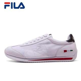 FILA Sepatu Olahraga / Sepatu Lari (Putih)