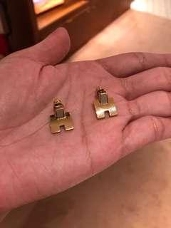 Hermès earrings 耳環