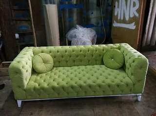 Sofa Minimalis bisa kredit mudah