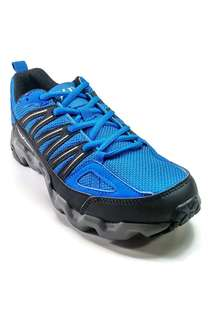 361 Degrees Outdoor Trail Shoes for Men (Blue/Black)
