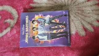 Original jonas brothers dvd