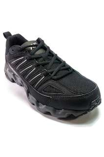 361 Degrees Outdoor Trail Shoes for Men (Black)