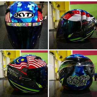 Kyt Helmet #nobikenolife