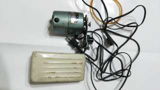 🚚 縫紉機電動馬達