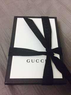 Gucci card holder cum money clipper