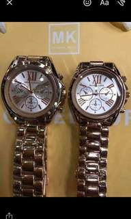Michael Kors Couple Watch Japan for 2,900