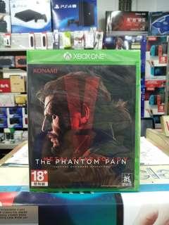 🆕 Xbox One Metal Gear Solid V The Phantom Pain