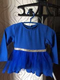 Baju Kurung Peplum by kaze clozzet