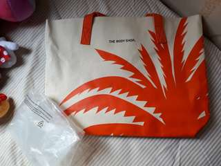 The Body Shop Tote Bag (NEW)
