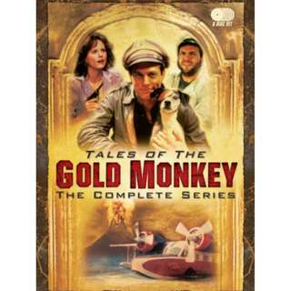 TALES OF THE GOLDEN MONKEY (1982) COMPLETE TV SERIES