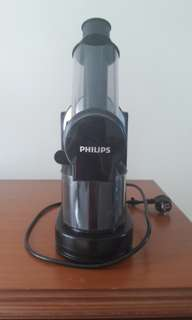 PHILIPS BLACK JUICER