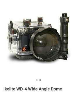 Ikelite WD-4 wide angle lens