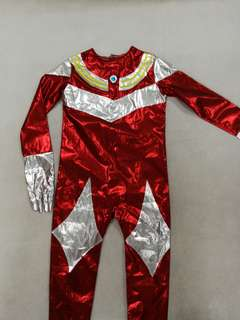 Ultraman Kids Costume