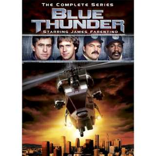 BLUE THUNDER (1982) COMPLETE TV SERIES