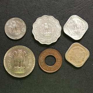 India small change