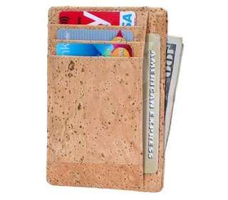 Card Holder (Cork Material)