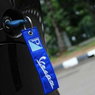 Vespa key tag