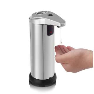 Automatic Dispenser - Stainless Steel -  Touchless Automatic Sensor - NEW
