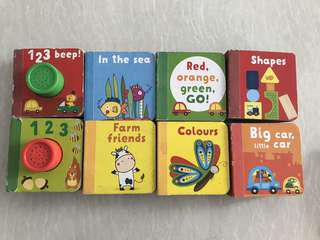 Board book for baby