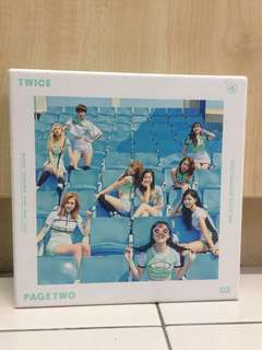 Twice Page Two Album