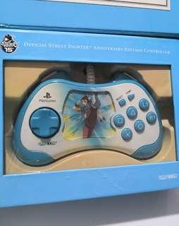 Official Street Fighter Anniversary Edition Controller Chun Li